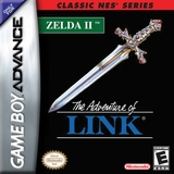 Zelda II: The Adventure of Link (Game Boy Advance)